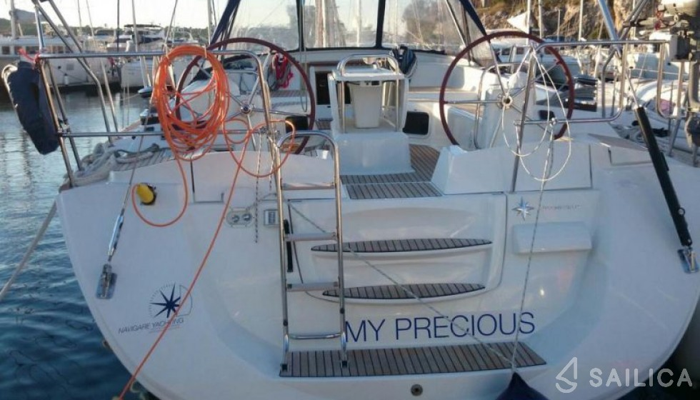 Jeanneau 53 - Чартер яхт Sailica