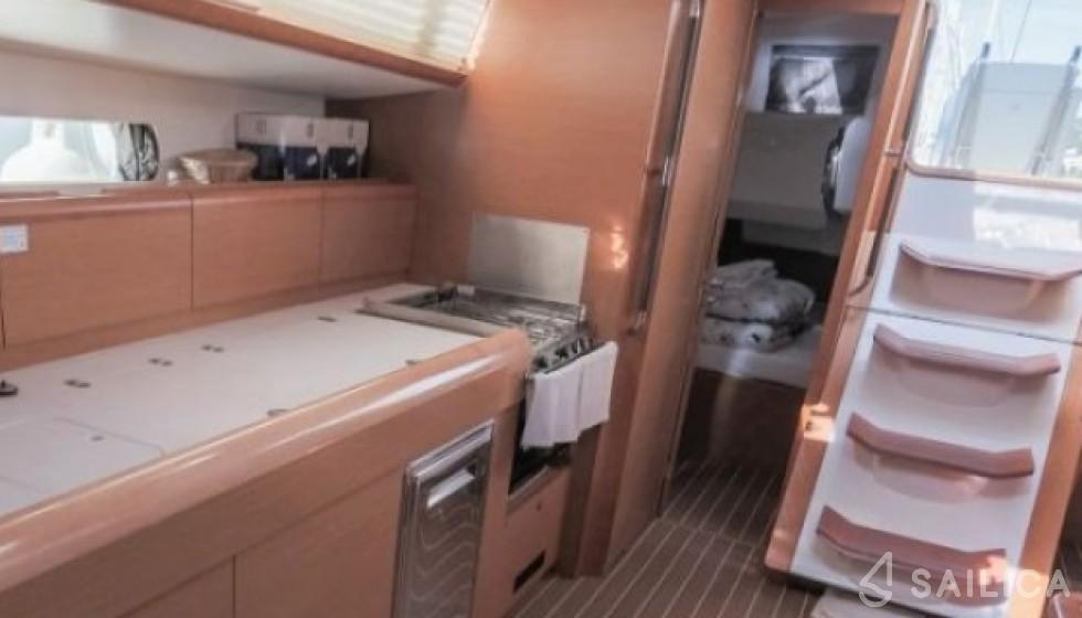 Sun Odyssey 469 - Система Бронирования Яхт Sailica #7