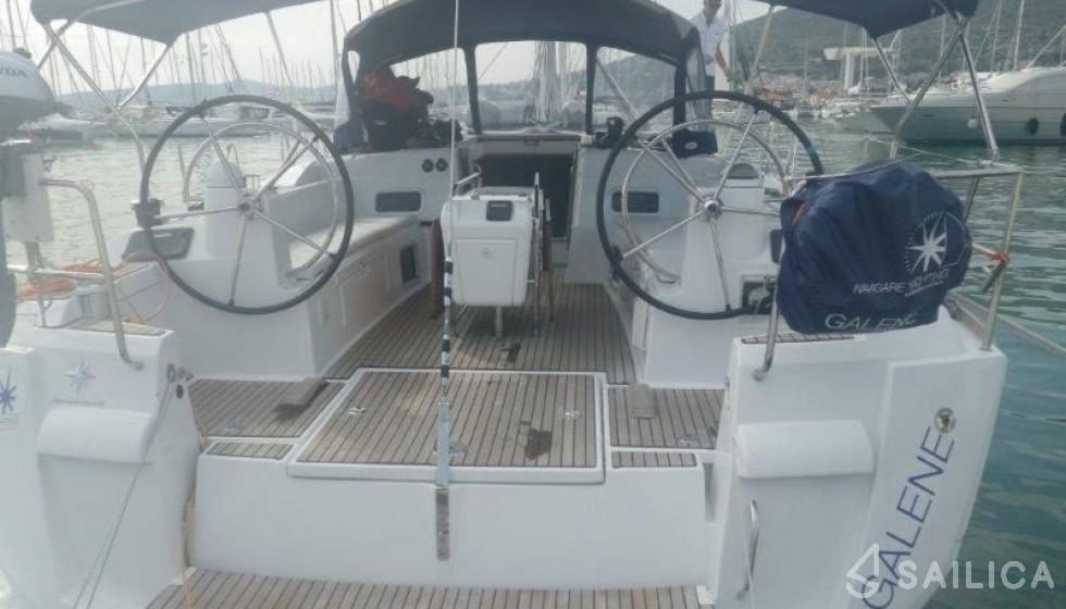 Miete Sun Odyssey 469 in Kroatien - Sailica