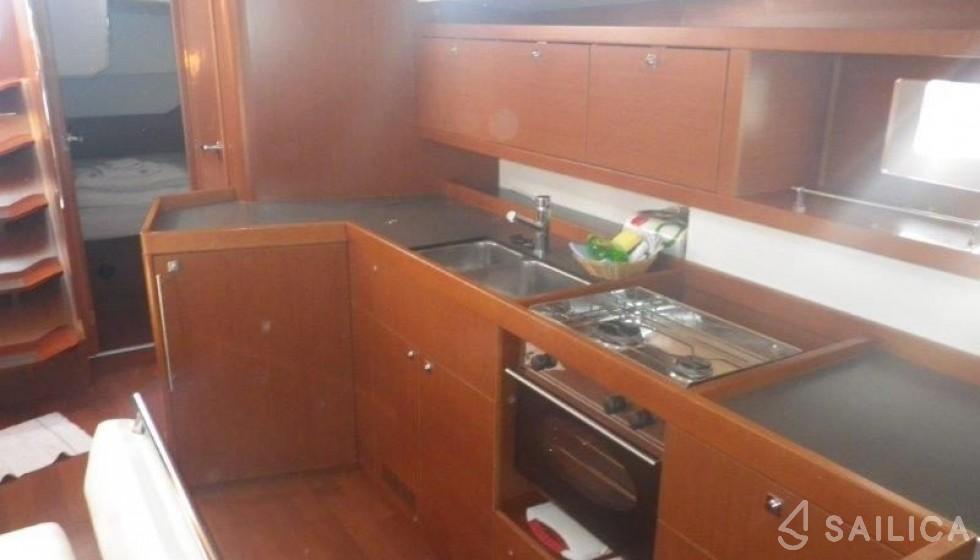 Oceanis 45 - Sailica Yacht Buchungssystem #5