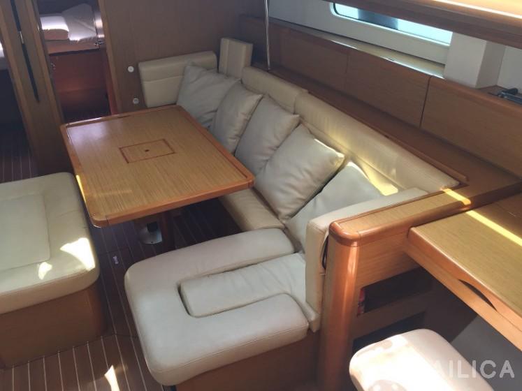 Sun Odyssey 49 - Yacht Charter Sailica