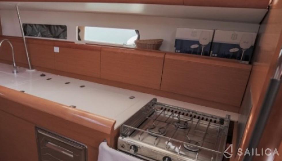 Sun Odyssey 469 - Sailica Yacht Buchungssystem #9