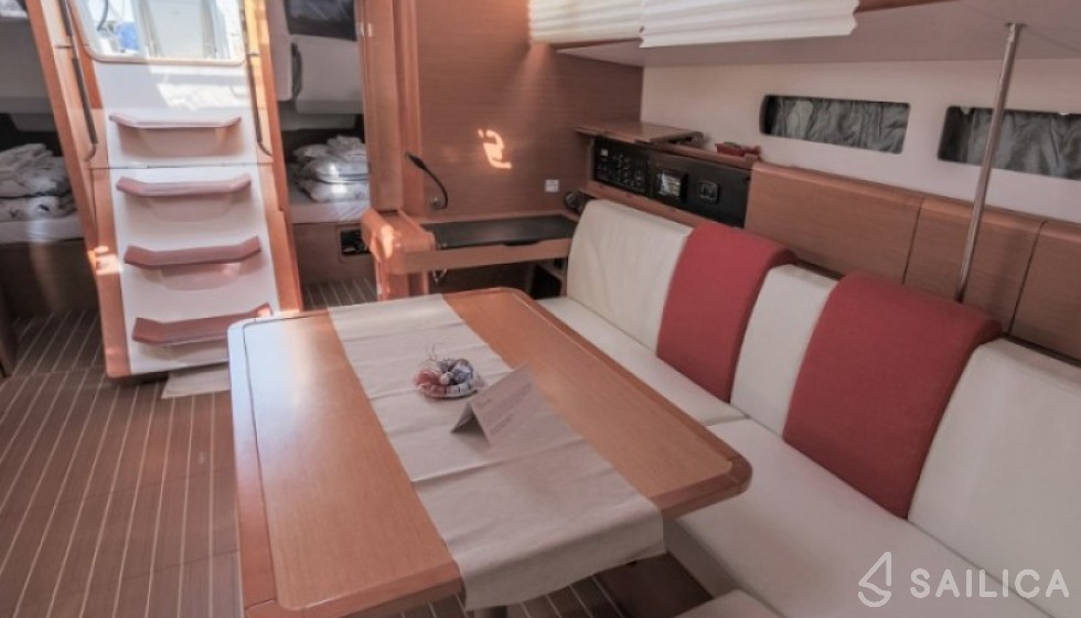 Sun Odyssey 469 - Sailica Yacht Buchungssystem #8