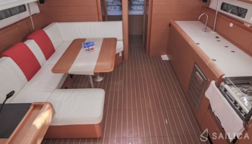 Sun Odyssey 469 - Sailica Yacht Buchungssystem #6
