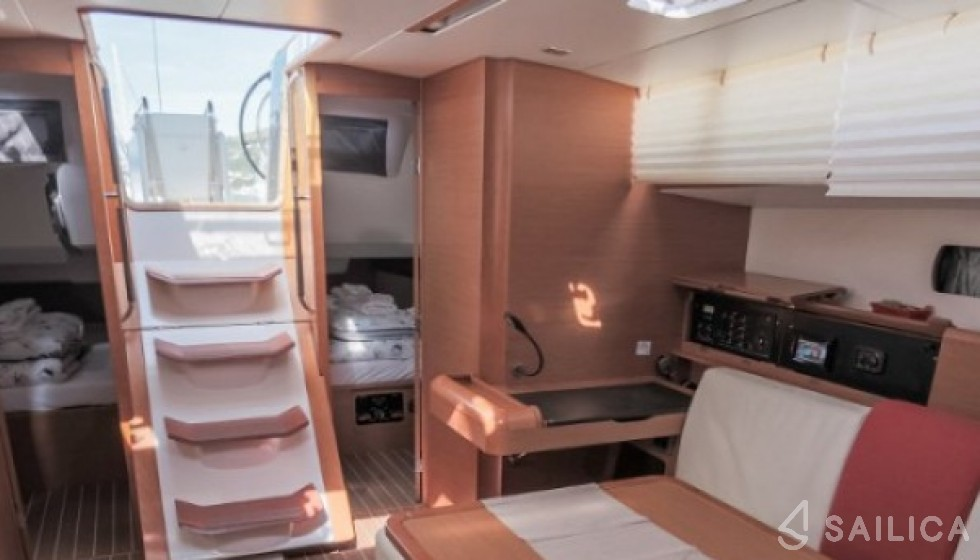 Sun Odyssey 469 - Sailica Yacht Booking System #5