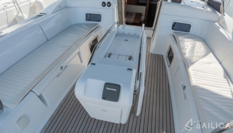 Sun Odyssey 469 - Sailica Yacht Buchungssystem #4