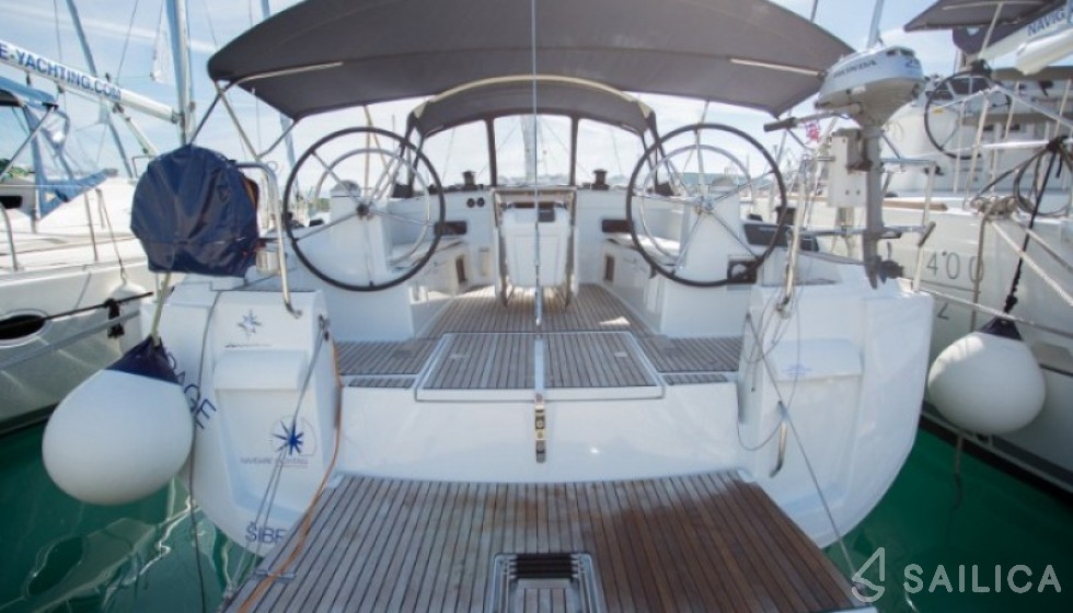 Sun Odyssey 469 - Jachtcharter Sailica