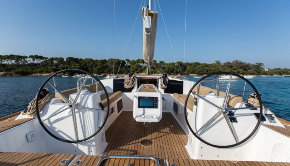 Dufour 460 - Sailica Yacht Booking System #5