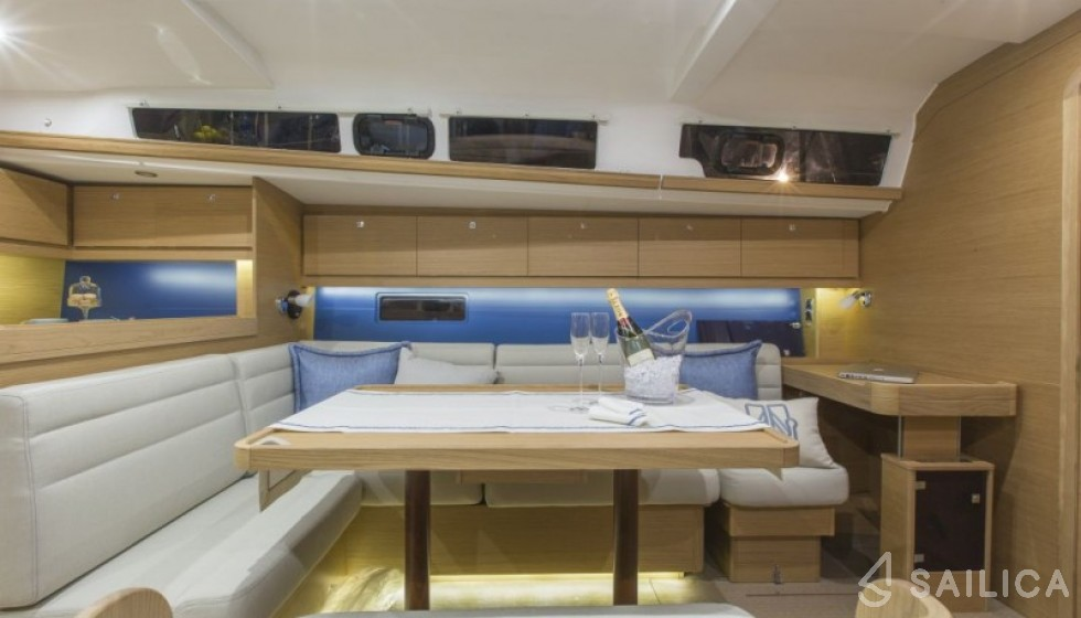 Dufour 460 - Sailica Yacht Booking System #13