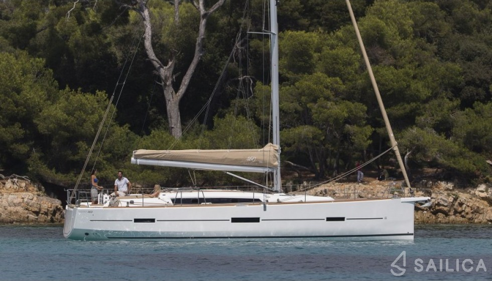 Dufour 460 - Yacht Charter Sailica