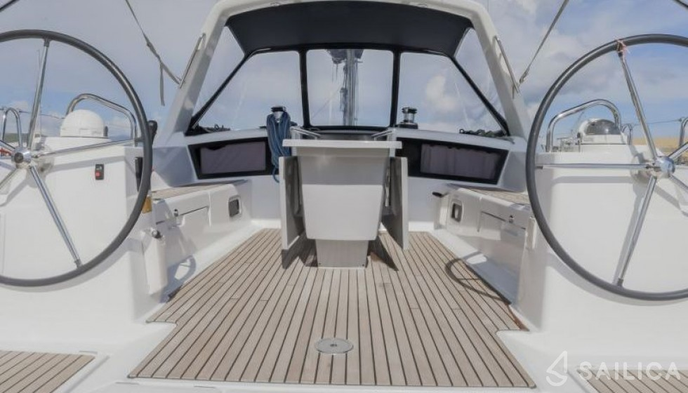 Oceanis 48-4 - Sailica Yacht Buchungssystem #4