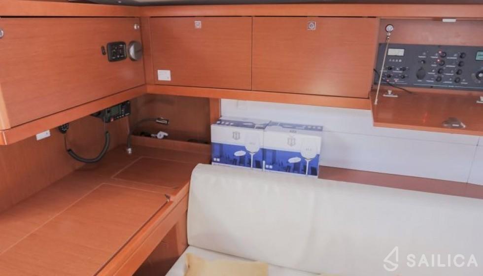 Oceanis 48-4 - Sailica Yacht Buchungssystem #16