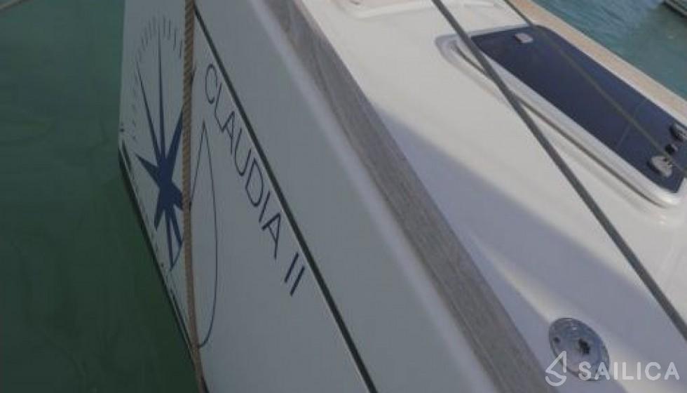 Oceanis 48-4 - Система Бронирования Яхт Sailica #5