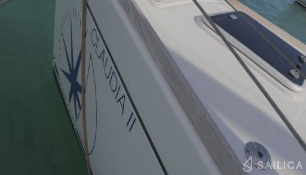 Oceanis 48-4 - Sailica Yacht Buchungssystem #5