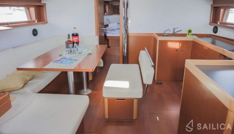 Oceanis 48-4 - Sailica Yacht Buchungssystem #9
