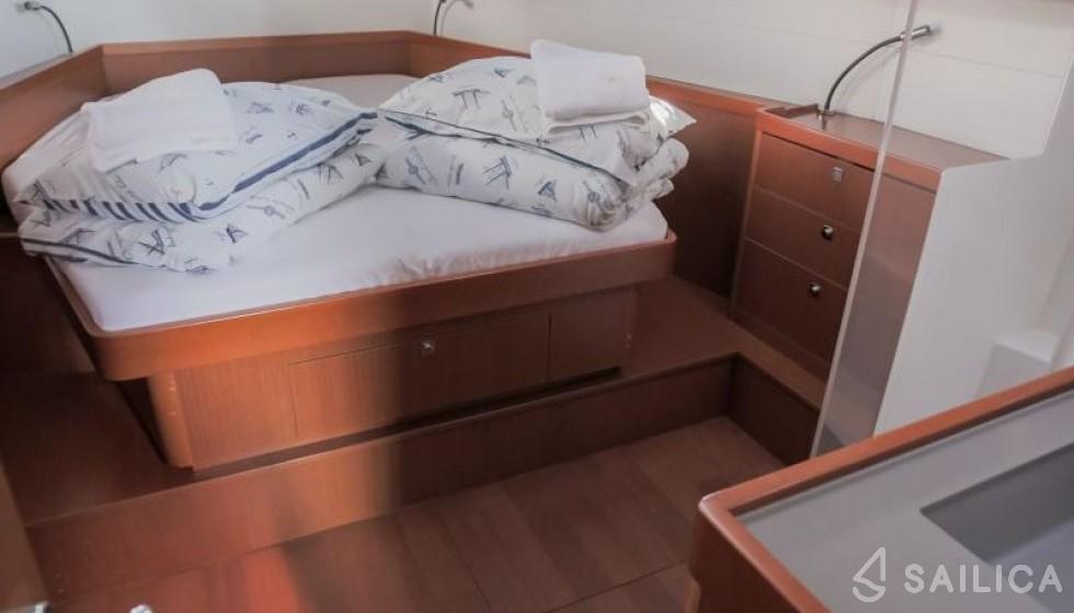 Oceanis 48-4 - Sailica Yacht Buchungssystem #14