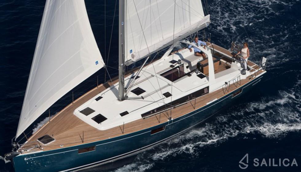 Снять Oceanis 48-4 в Хорватия - Sailica