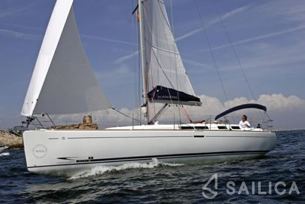 Dufour 455 - Yacht Charter Sailica