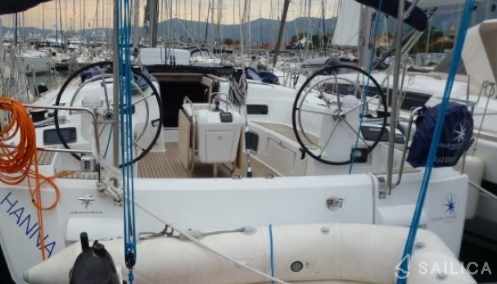 Sun Odyssey 509-3 - Yacht Charter Sailica