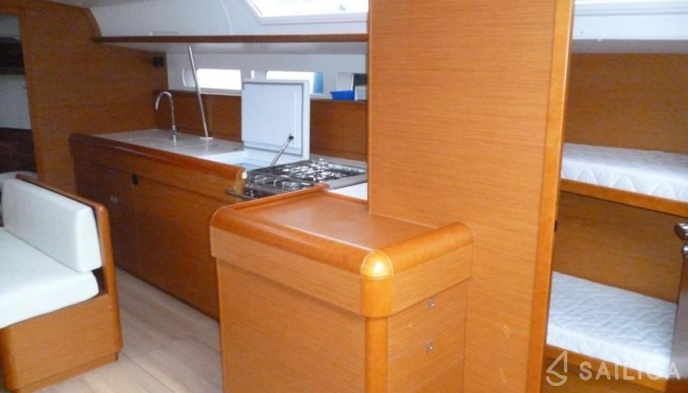 Sun Odyssey 509-3 - Sailica Yacht Booking System #4