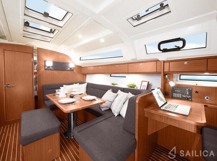 Miete Bavaria Cruiser 41 in Schweden - Sailica