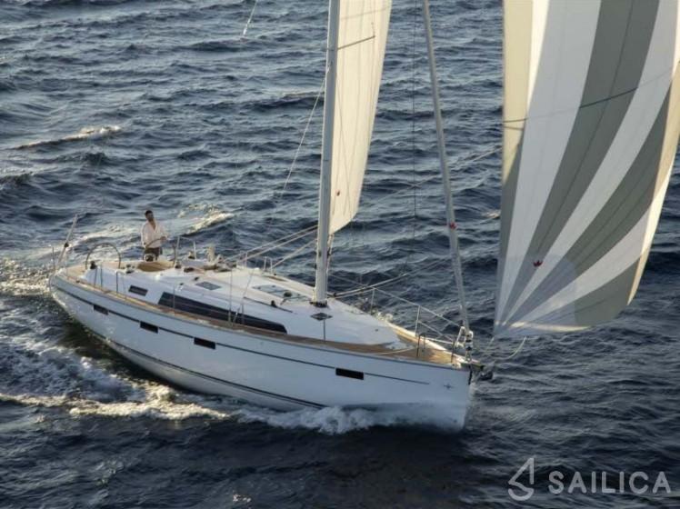 Bavaria Cruiser 41 - Jachtcharter Sailica