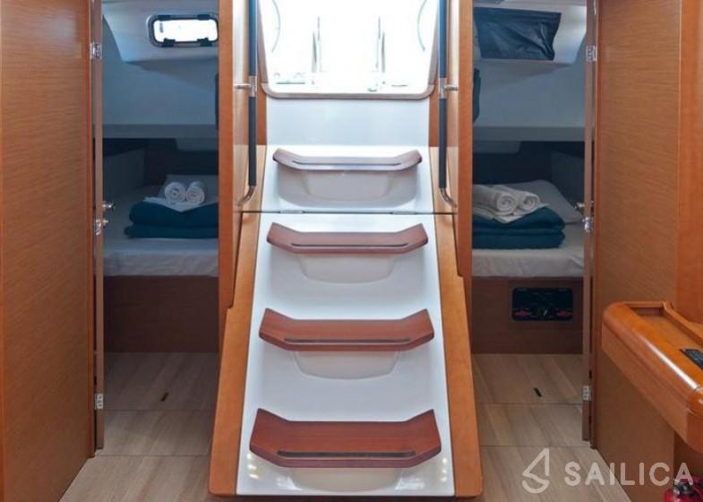 Sun Odyssey 469 - Yacht Charter Sailica