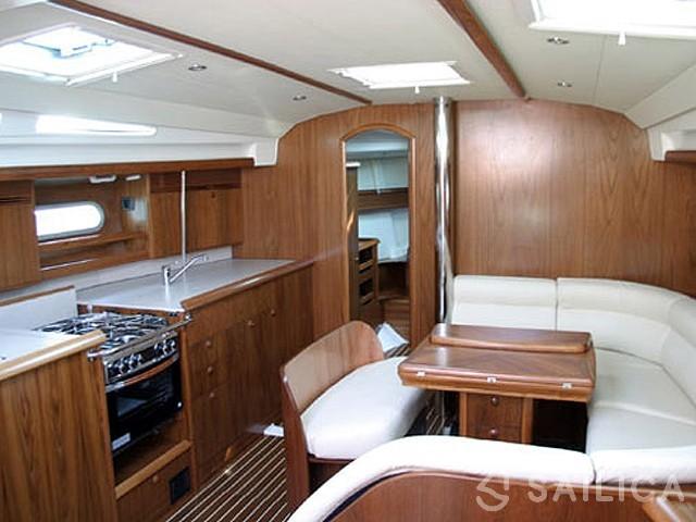 Sun Odyssey 45 - Yacht Charter Sailica