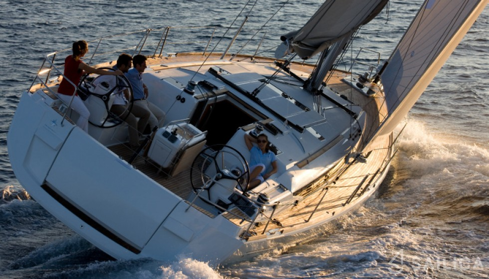 Rent Sun Odyssey 509-3 in British Virgin Islands - Sailica