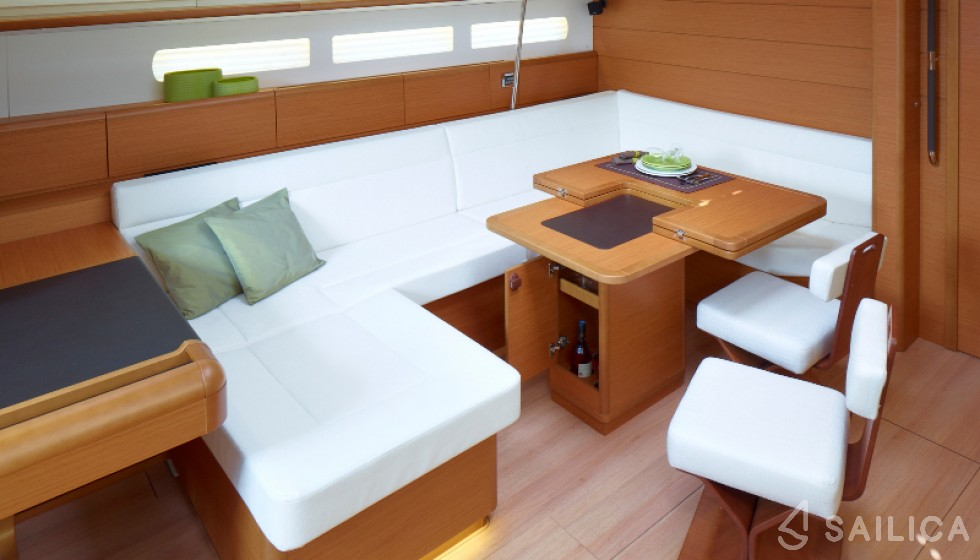 Sun Odyssey 509-3 - Sailica Yacht Booking System #13