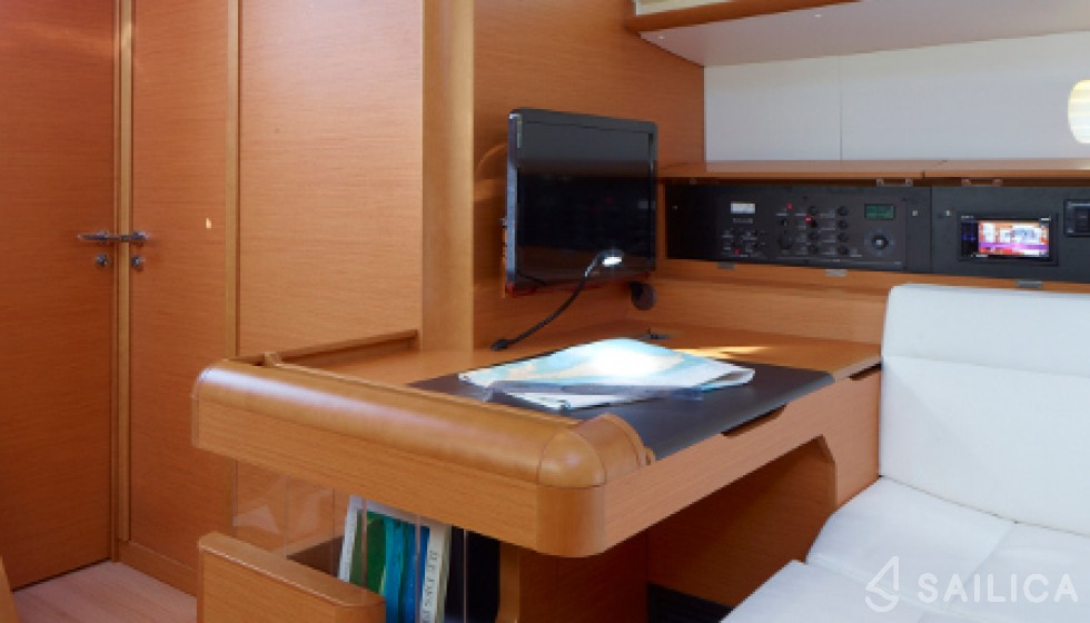 Sun Odyssey 509-3 - Sailica Yacht Booking System #8
