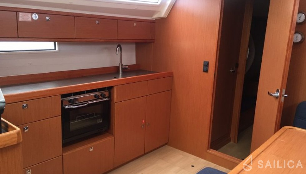 Bavaria Cruiser 46 C - Sailica Yacht Booking System #6