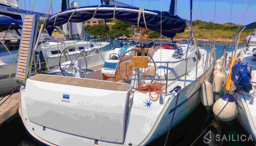 Rent Bavaria Cruiser 46 C in Greece - Sailica