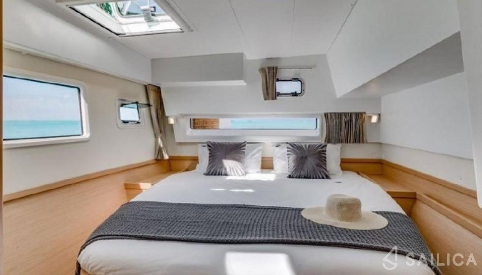Lagoon 42 - Sailica Yacht Booking System #8