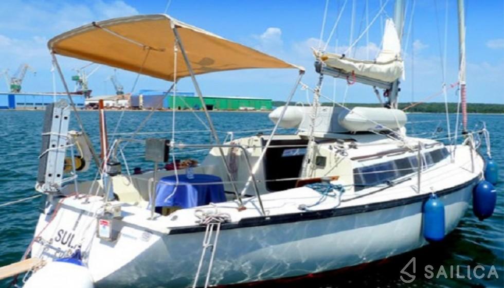 Dufour 3800 - Yacht Charter Sailica