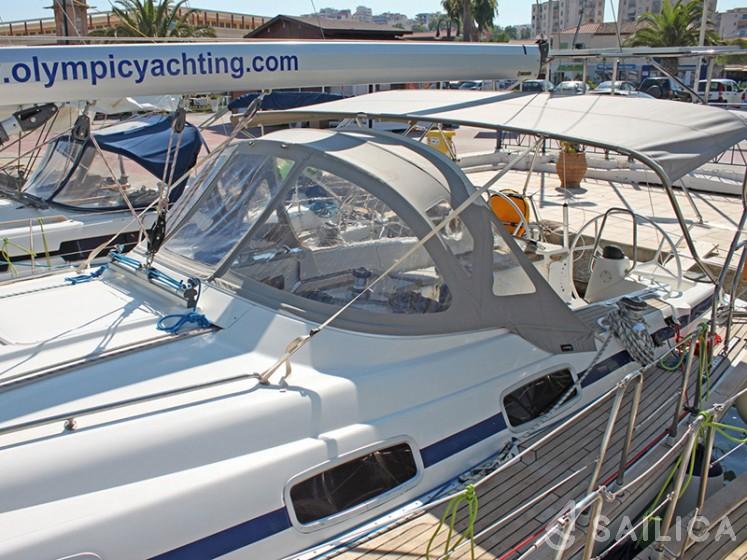 Bavaria 46 Cruiser - Yacht Charter Sailica