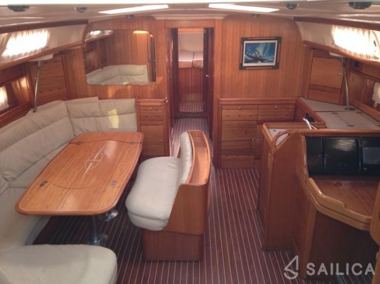 Bavaria 50 Cruiser - Sailica Yacht Booking System #8