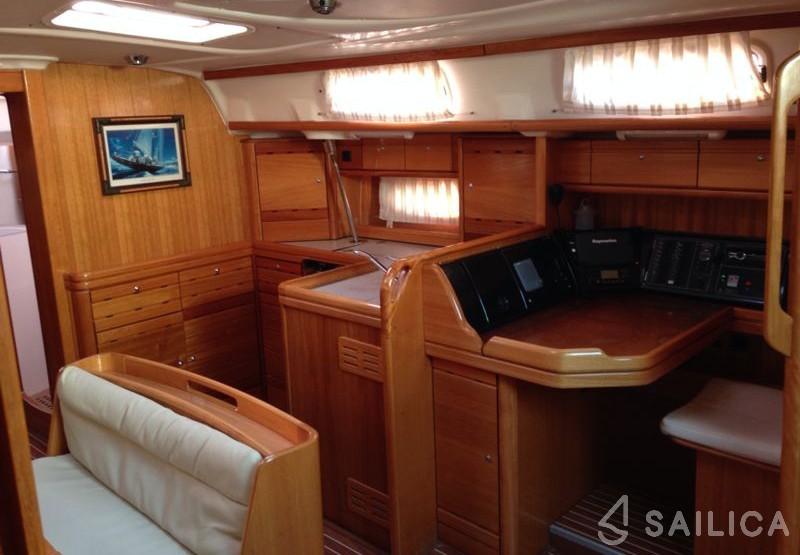Bavaria 50 Cruiser - Sailica Yacht Booking System #6