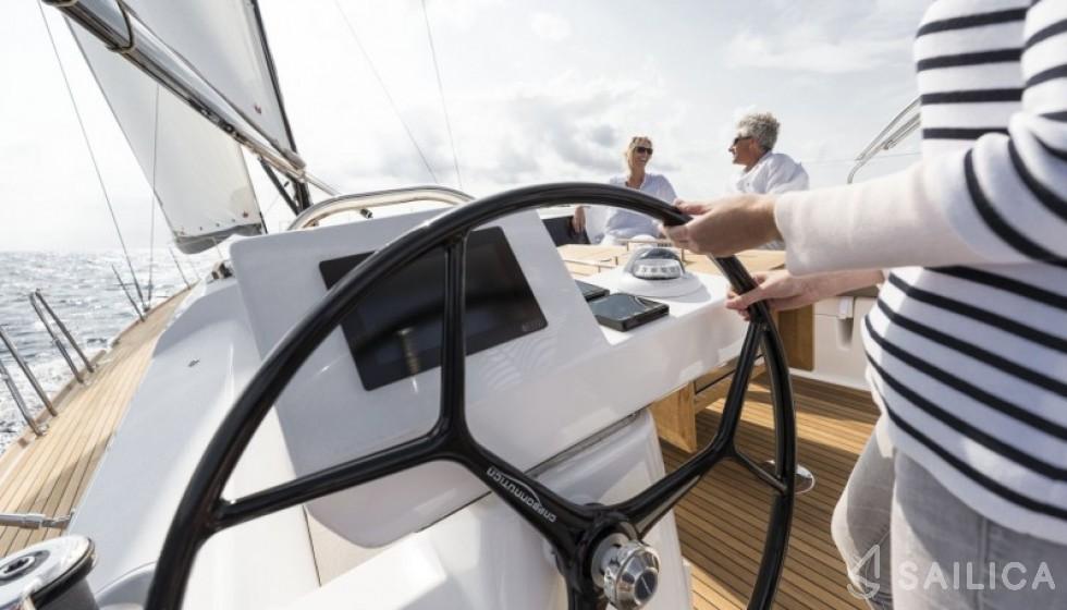 Dufour 520 - Yacht Charter Sailica