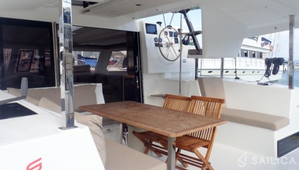 Fountaine Pajot 40 - Sailica Yacht Booking System #9