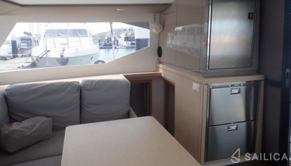 Fountaine Pajot 40 - Sailica Yacht Booking System #13
