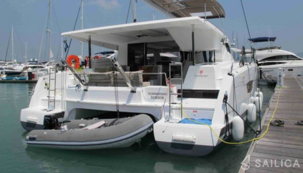 Fountaine Pajot 40 - Sailica Yacht Booking System #4