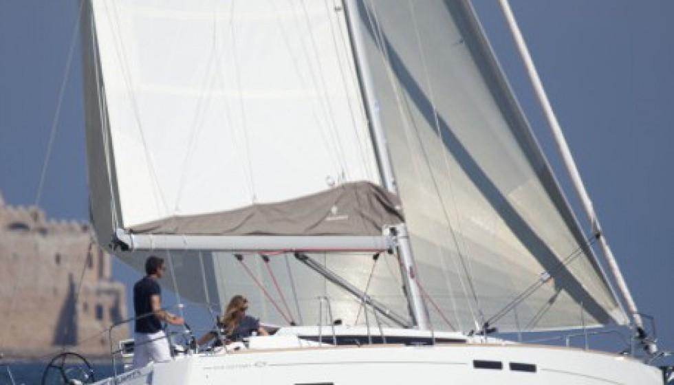 Rent Sun Odyssey 409 in Martinique - Sailica
