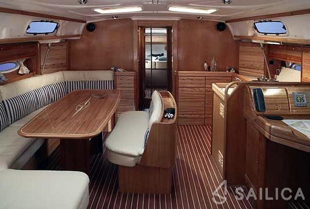 Bavaria 50 Cruiser - Sailica Yacht Booking System #5