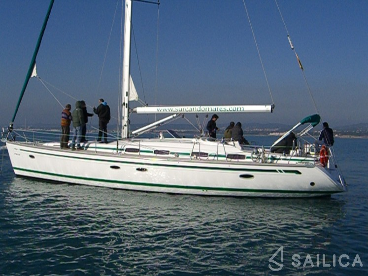 Rent Bavaria 50 Cruiser in Spain - Sailica