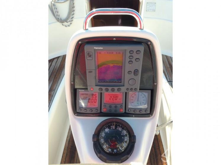 Bavaria 30 Cruiser - Sailica Yacht Booking System #4