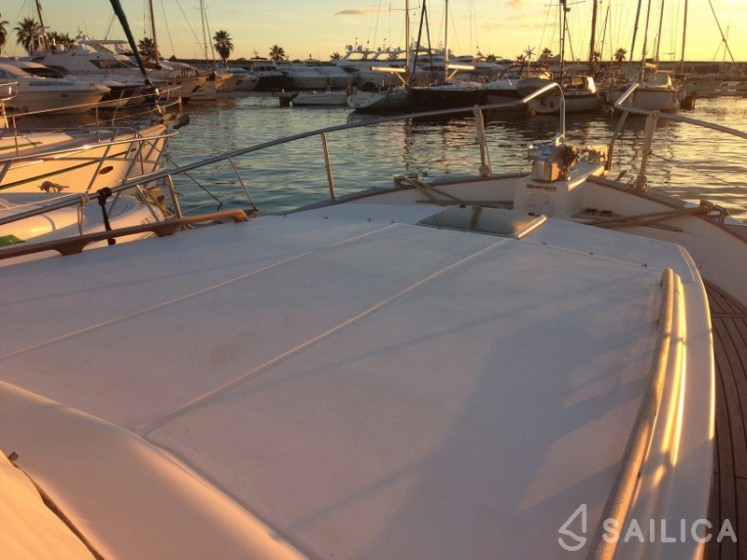 Menorquina Yacht 100 - Sailica Yacht Booking System #4