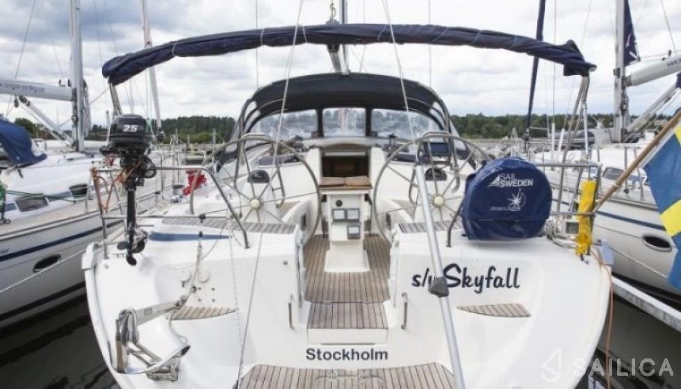Miete Bavaria 50 Cruiser in Schweden - Sailica