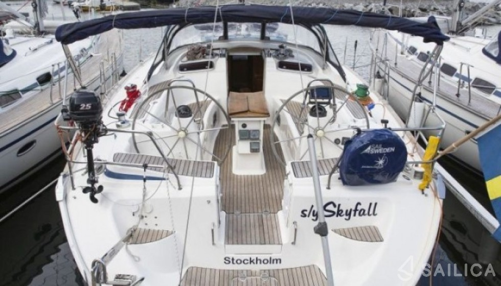 Bavaria 50 Cruiser - Jachtcharter Sailica
