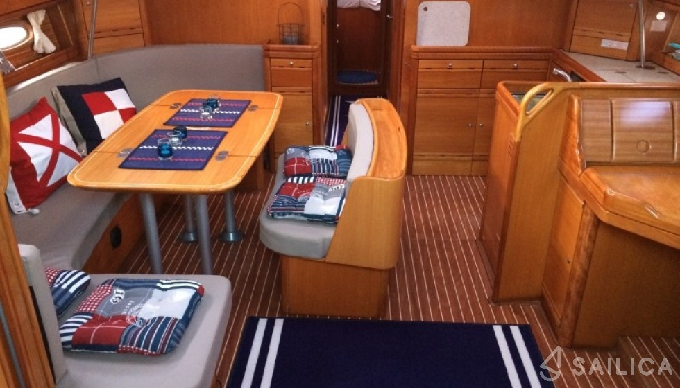 Bavaria 50 Cruiser in Gashaga - Sailica